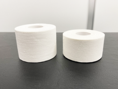 ホワイト 非伸縮テープ
